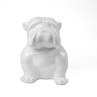 Bulldog Bianco Lucido 40 cm