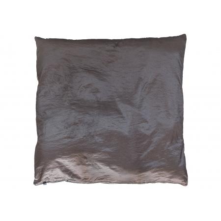 Cuscinone Maxi  COCCOLE grigio lilla cangiante
