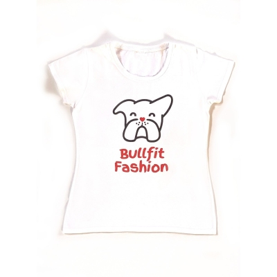 T-shirt BullfitFashion SLIM...
