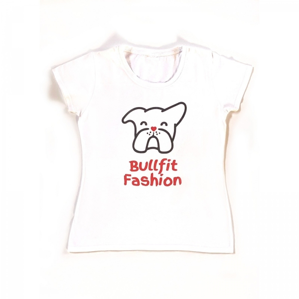 T-shirt BullfitFashion SLIM FIT