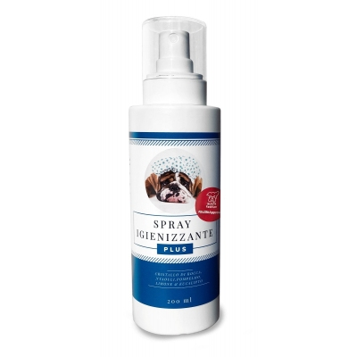 Spray igienizzante PLUS 200ml