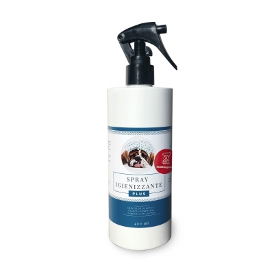 Spray igienizzante PLUS 400ml