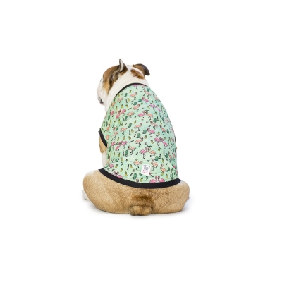 Felpa con cappuccio - Pimp my Pug
