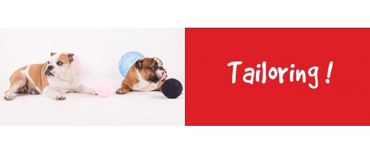 Cappottini bulldog inglese